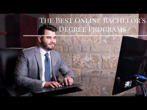 Best online bachelors degree