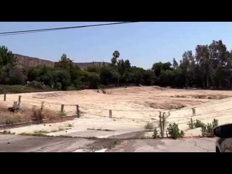 Tour of the San Andreas Fault in San Bernadino