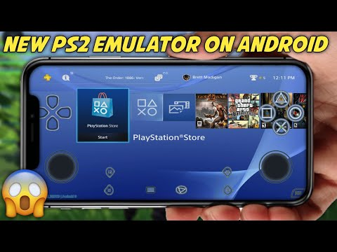Download PS2 EMULATOR For Android -- With Play Fortnite GTA 5 On Android -- - 동영상