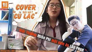 """Cover  """" Củ lạc """" - Nhung Cẩm  Xôn Xao Cộng Đồng Rap Việt Underground 007 - Phan Channel"""