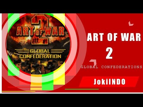 Nostalgia art of war 2 global confederation level 3