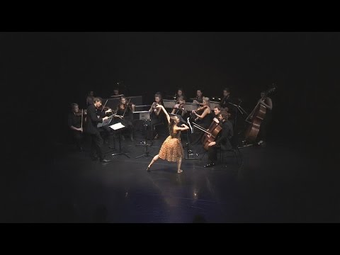 Aaron Copland Appalachian Spring performed by Constella Ballet & Orchestra
