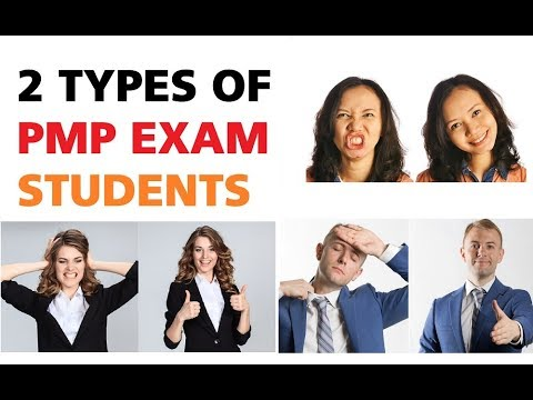 2 Types of PMP Students - Marvellous Monday Touch Point