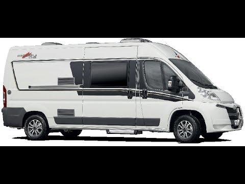 Malibu 640LE luxury camper van review
