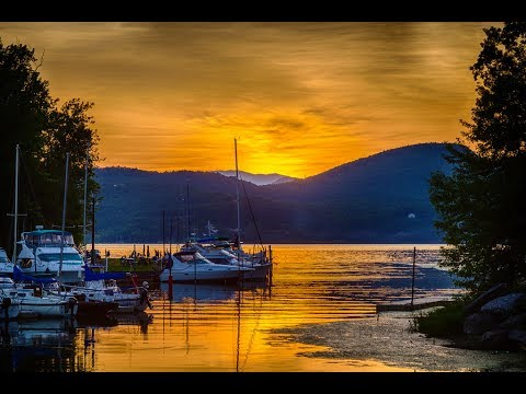 Lake Champlain || Lake in North America || USA || Travel 4 All