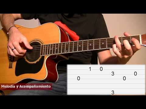 Fur Elise Guitar Tabs Lesson: Fingerstyle TCDG - YouTube
