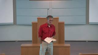2020 08 09   AM Sermon   Richard Perry- Abounding Faith