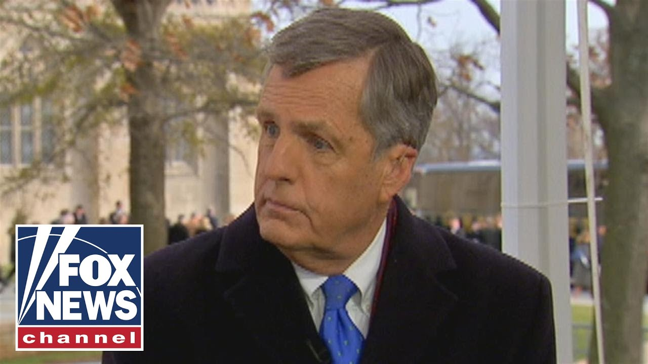 Brit Hume reflects on the state funeral for George H.W. Bush