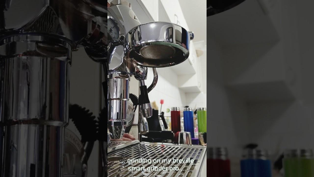 ECM Technika V Naked Extraction - YouTube