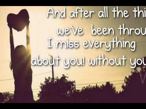 I Never Told You - Colbie Caillat with lyrics