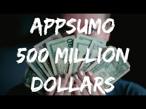 $500 MILLION SAVED! APPSUMO AFFILIATE PROGRAM REVIEW!