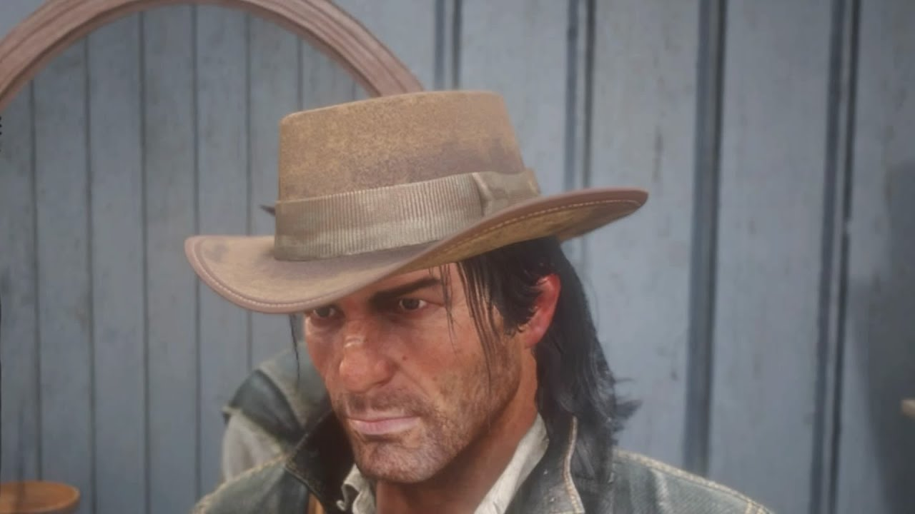 Red Dead Redemption 2 Gambler S Hat Found Stolen Hats