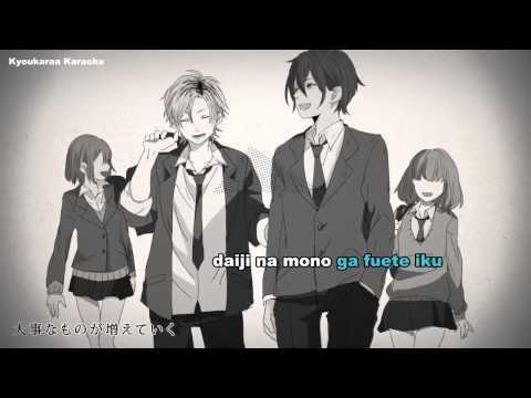 【Karaoke】 Inokori Sensei / イノコリ先生 【Off Vocal】