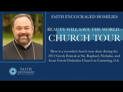 Beauty will Save the World - Church Tour 2012
