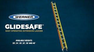 Werner Ladder - GLIDESAFE™ - Overview