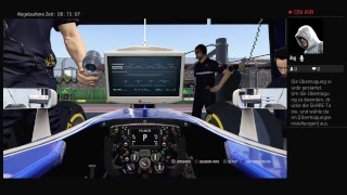 Geburtstags Stream [F1 2017]