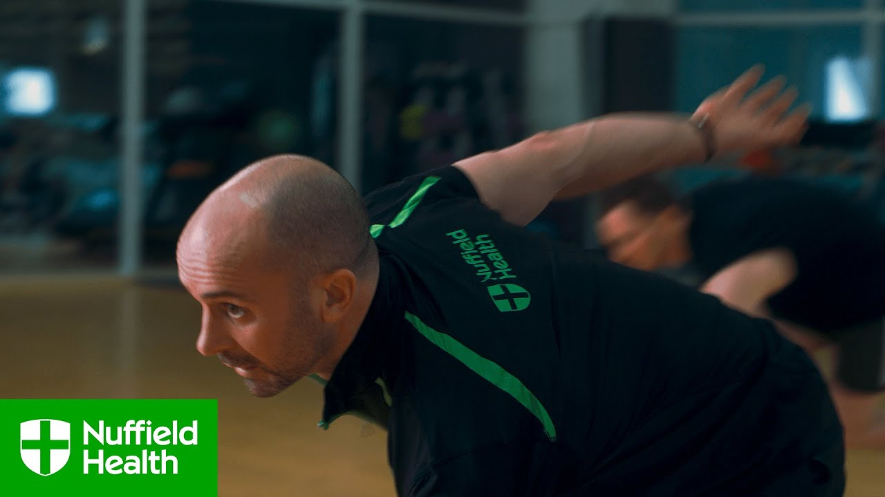 At home HIIT Workout (No Equipment) - Nuffield Health
