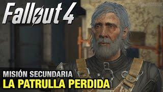 Fallout 4 - Misin Secundaria - La Patrulla Perdida 1080p 60fps