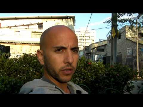Avishai: Gaza border soldier