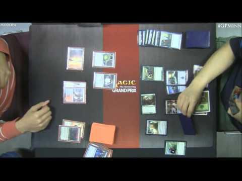 Grand Prix Minneapolis 2014 Semifinals (Modern)