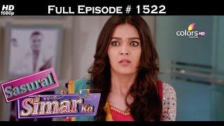 Sasural Simar Ka - 3rd June 2016 - ससुराल सिमर का - Full Episode