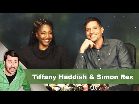 Tify Haddish & Simon Rex  Getting Doug with High