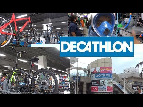 Decathlon Thane Hypercity | Best Sports Products Store | Viviana mall | Hindi Vlog