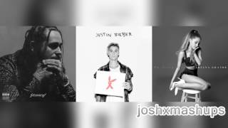 One Last Meaningful Feeling | Ariana Grande x Justin Bieber x Post Malone & Kehlani (Mashup)