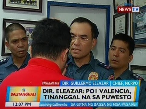 BT: Panayam kay Dir. Guillermo Eleazar, Chief, NCRPO