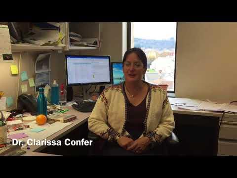 History Degree at Cal U - Faculty Showcase: Dr. Clarissa Confer