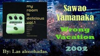 Sawao Yamanaka es el Vocalista de los grupos: The pillows, THE PRED...