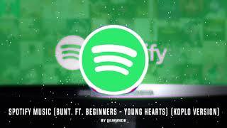 [VIRALL!!!] Iklan Meme Spotify  (BUNT. ft. Beginners - Young Hearts) Koplo Version