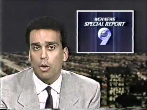 WGN 9 Special Report San Francisco Earthquake October 17, 1989