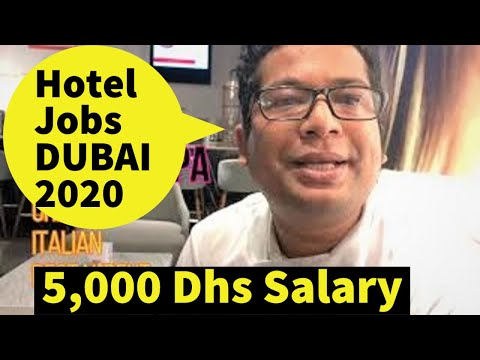 Chef/Waiter Job In Dubai 🔥 Hotel Jobs In Dubai 2019🔥 Worker Life #hotel #jobsindubai #scorpdxb