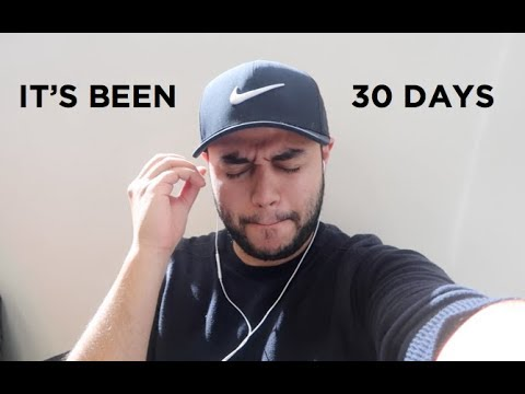 I'VE BEEN VLOGGING FOR 30 DAYS