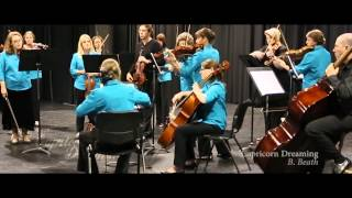 Capricorn Dreaming by Betty Beath performed by CQ Strings