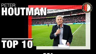 TOP 10 GOALS | Peter Houtman