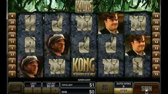 King Kong Online Slots Game at Casino.com