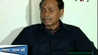 Jatiya Party Chairman HM Ershad