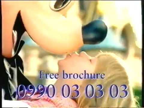 Disneyland Paris Commercial