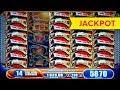 JACKPOT HANDPAY! Pirate Ship Slot - $10 Bet - RETRIGGER Bonus, INCREDIBLE!
