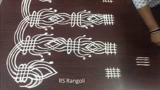 Beautiful Dhanurmasam Radham muggulu || Creative Sankranthi  Padi kalam