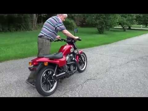 Honda VT500 for sale in New Jersey on EBay and Craigslist