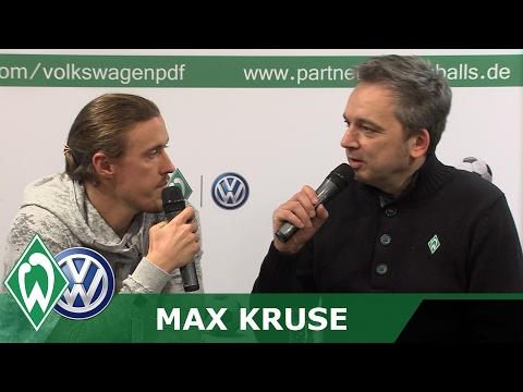 SV Werder Bremen 0-1 Borussia Mönchengladbach | Volkswagen-Talk mit Max Kruse