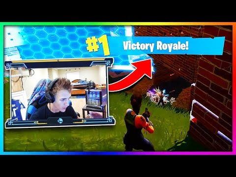6 YouTubers First Wins In Fortnite: Battle Royale! (Ninja, Tfue, Ali-A , Myth, Nickeh30)