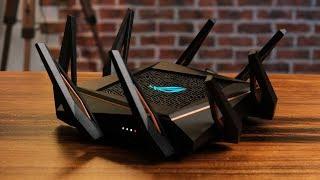 【翼王】比千兆有线还快?新一代Wi-Fi 6无线网络上手测试