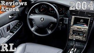 Reviews Acura RL 2004