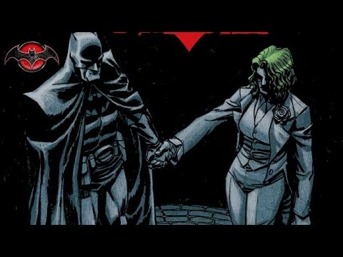 BATMAN Y LA MUERTE DE SU AMADA JOKER (el caballero de la venganza)