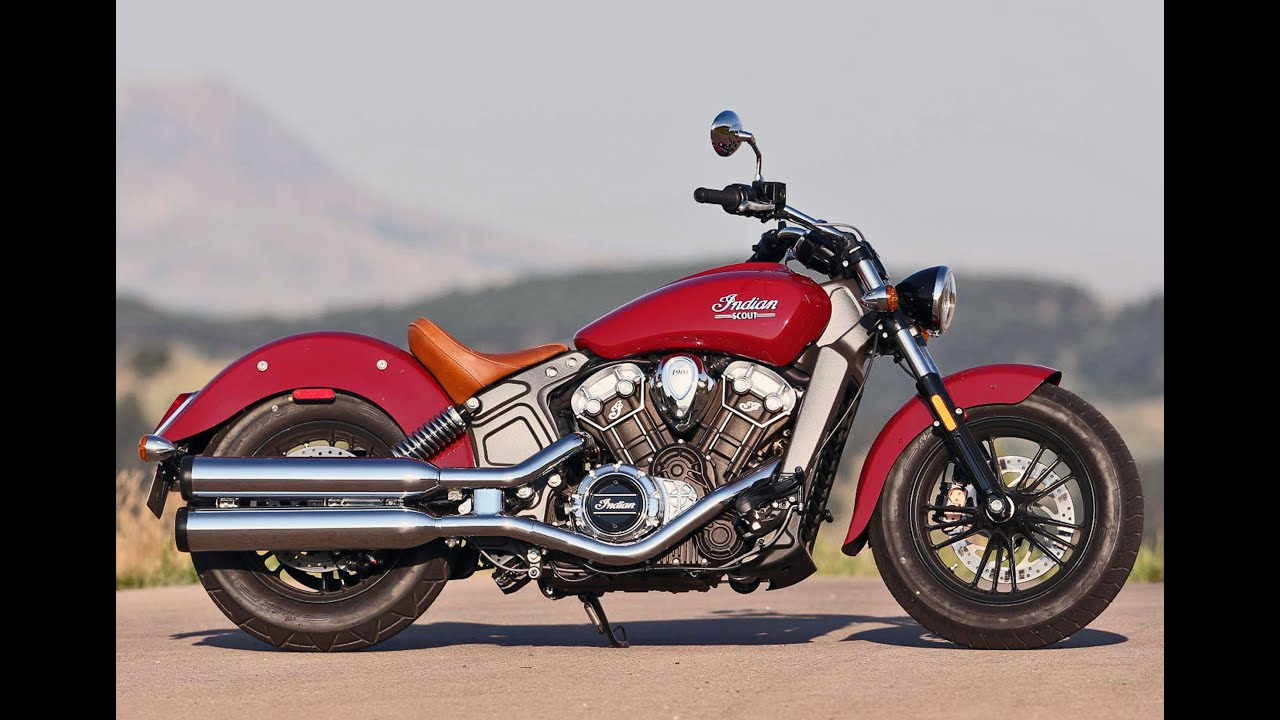 2015 indian scout demo ride tytler's of depere, wi - youtube