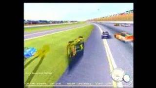 NASCAR 2000 PC Games Gameplay